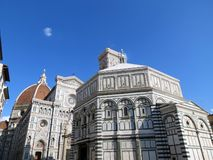 Kathedraal van Santa Maria del fiore stock foto's