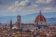 Kathedraal van Santa Maria del Fiore, Duomo stock foto's