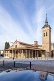 Kathedraal van Santa Maria in Guadalajara, Spanje Royalty-vrije Stock Afbeelding