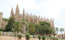 Kathedraal van Santa Maria van Palma Royalty-vrije Stock Foto