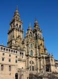 Kathedraal van Santiago DE Compostela Royalty-vrije Stock Fotografie