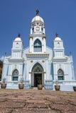 Kathedraal van Sao Bento do Sapucai - Sao Paulo - Brazilië royalty-vrije stock foto's