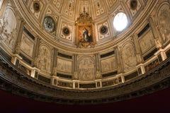 Kathedraal van Sevilla Stock Foto's