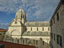 Kathedraal van St. James Stock Foto's