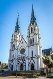 Kathedraal van St John Doopsgezind Royalty-vrije Stock Foto