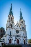 Kathedraal van St John Doopsgezind Stock Foto's