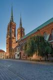 Kathedraal van St John Doopsgezind Stock Fotografie