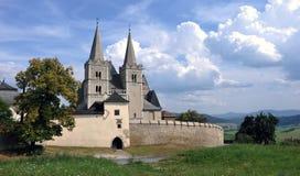 Kathedraal van St. Martin Royalty-vrije Stock Foto's