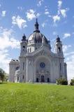 Kathedraal van St. Paul St. Paul MN Stock Foto