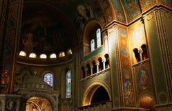 Kathedraal van Szeged royalty-vrije stock foto