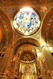 Kathedraal van Szeged stock afbeeldingen