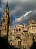Kathedraal van Toledo Stock Fotografie