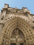 Kathedraal van Toledo, Spanje Royalty-vrije Stock Afbeelding