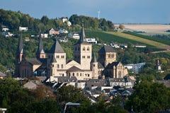 Kathedraal van Trier, Duitsland Stock Afbeelding