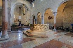 Kathedraal van Verona Stock Afbeeldingen