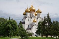 Kathedraal van Veronderstelling Royalty-vrije Stock Afbeeldingen