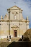 Kathedraal van Victoria Citadel Royalty-vrije Stock Fotografie