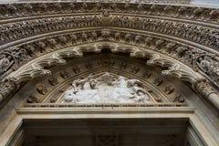 Kathedraal van Zagreb, Kroatië royalty-vrije stock afbeeldingen