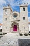 Kathedraal, Viana do Castelo, Portugal Royalty-vrije Stock Fotografie