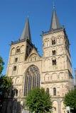 Kathedraal in Xanten Royalty-vrije Stock Foto's