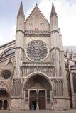 Kathedraal Ypres Stock Afbeeldingen