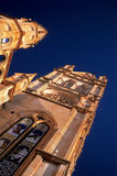 Kathedraal Zacatecas, Mexico Royalty-vrije Stock Afbeeldingen