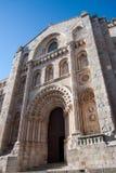 Kathedraal in Zamora Royalty-vrije Stock Afbeelding