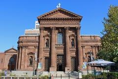Kathedraalbasiliek Stock Afbeeldingen