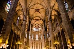 Kathedraalkerk Royalty-vrije Stock Afbeelding
