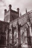 Kathedraalkerk, Chester; Engeland royalty-vrije stock fotografie