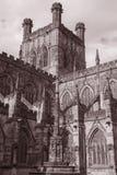 Kathedraalkerk, Chester; Engeland royalty-vrije stock afbeelding