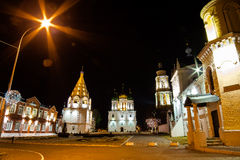 Kathedraalvierkant, Rusland Royalty-vrije Stock Afbeelding