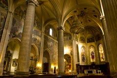 Kathedrale. Albacete Stockbilder