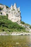 Kathedrale - Ardèche Lizenzfreie Stockfotografie