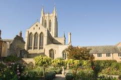 Kathedrale, Bedecken-Str. Edmunds Lizenzfreie Stockbilder
