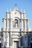 Kathedrale, Catania Stockfotos