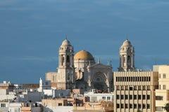 Kathedrale Catedral De Santa Cruz Cadiz, Spanien Stockfoto