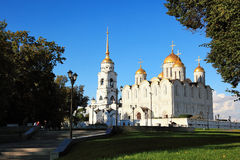 Kathedrale der Annahme-(Uspensky), Vladimir Lizenzfreie Stockfotografie