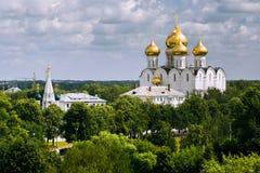 Kathedrale der Annahme von gesegnetem Jungfrau Maria Lizenzfreie Stockfotos