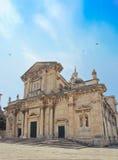 Kathedrale der Annahme von Jungfrau Maria. Stockbilder