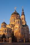 Kathedrale der Anzeige Lizenzfreie Stockfotografie