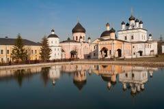 Kathedrale der Besteigung, St. Nicholas Church, Kirche der Annahme, Znamensky-Kirche, Kathedrale des Gesamt-barmherzigen Retters Lizenzfreies Stockfoto
