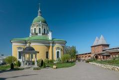 Kathedrale der Enthauptung von Johannes der Täufer Lizenzfreies Stockfoto