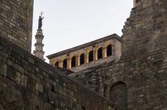 Kathedrale an der gotischen Region lizenzfreie stockfotografie