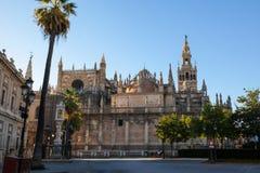 Kathedrale der Heiliger Maria sehen stockfotografie