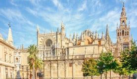 Kathedrale der Heiliger Maria u. des x28; Catedral De Santa Maria de la Sede u. x29; Esprit Stockfotos