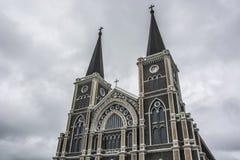 Kathedrale der Unbefleckten Empfängnis lizenzfreie stockfotos