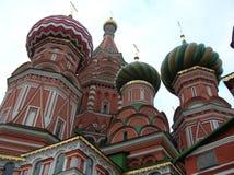 Kathedrale des Basilikums Lizenzfreie Stockfotos