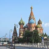 Kathedrale des Basilikums Stockfoto