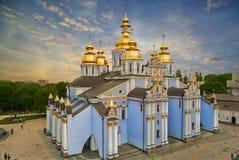 Kathedrale des Erzengels Michael Stockfoto